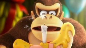 Estragou a festinha de DK.